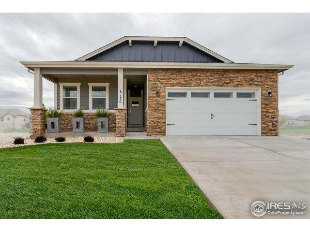 642 Conestoga Dr, Ault, CO 80610 (#866899) :: My Home Team