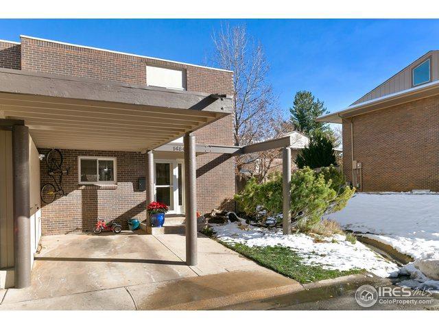 1484 Greenbriar Blvd, Boulder, CO 80305 (#866915) :: My Home Team