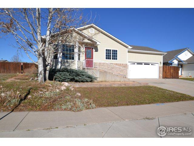 3200 Stirrup Ln, Evans, CO 80620 (MLS #866922) :: Kittle Real Estate