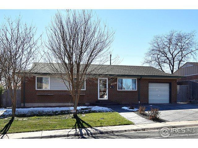 2416 W 25th St Rd, Greeley, CO 80634 (MLS #866951) :: Tracy's Team