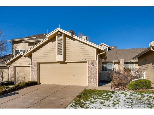 1928 E Phillips Dr, Centennial, CO 80122 (MLS #866957) :: Downtown Real Estate Partners