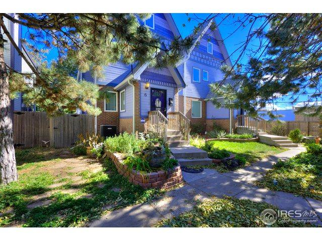 150 W Byers Pl #6, Denver, CO 80223 (MLS #866960) :: The Daniels Group at Remax Alliance
