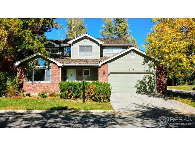 2447 Amber Dr, Loveland, CO 80537 (MLS #866962) :: Hub Real Estate