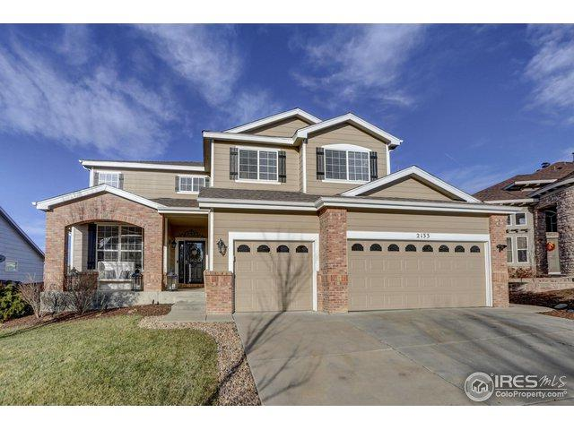 2133 Pinon Dr, Erie, CO 80516 (MLS #866963) :: Tracy's Team