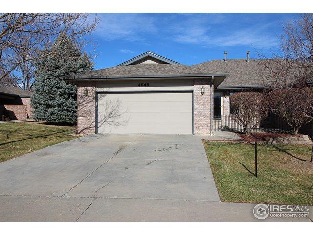 4645 23rd St, Greeley, CO 80634 (MLS #866967) :: Hub Real Estate