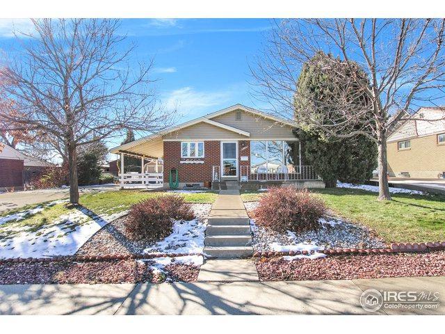 10739 Murray Dr, Northglenn, CO 80233 (MLS #866981) :: 8z Real Estate