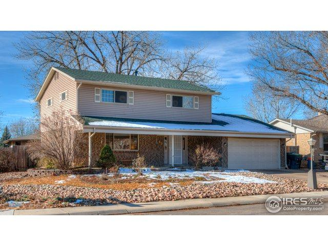 40 James Cir, Longmont, CO 80501 (#867000) :: My Home Team