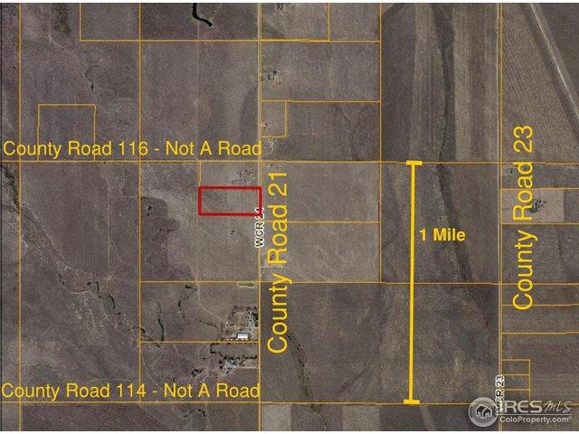 0 County Road 21, Carr, CO 80612 (#867006) :: My Home Team