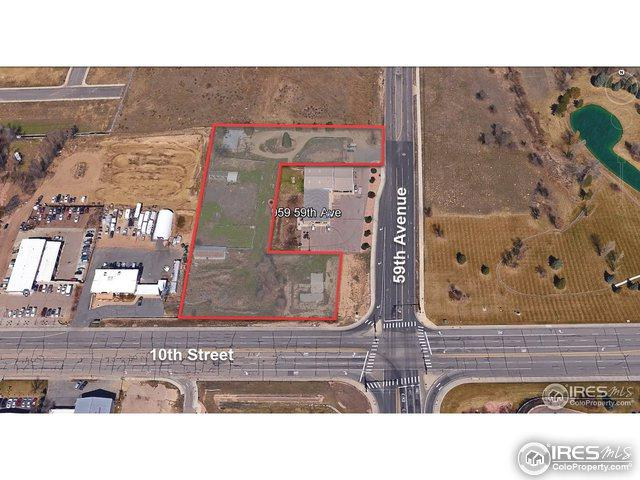 959 59th Ave, Greeley, CO 80634 (MLS #867008) :: Bliss Realty Group