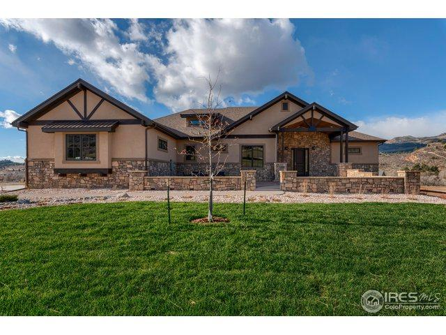 9701 Alfalfa Way, Loveland, CO 80538 (MLS #867010) :: Hub Real Estate