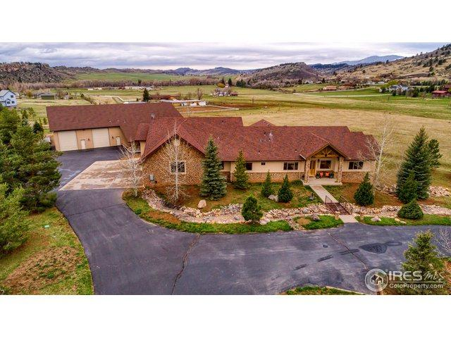 3221 Huckleberry Way, Loveland, CO 80538 (MLS #867022) :: Kittle Real Estate