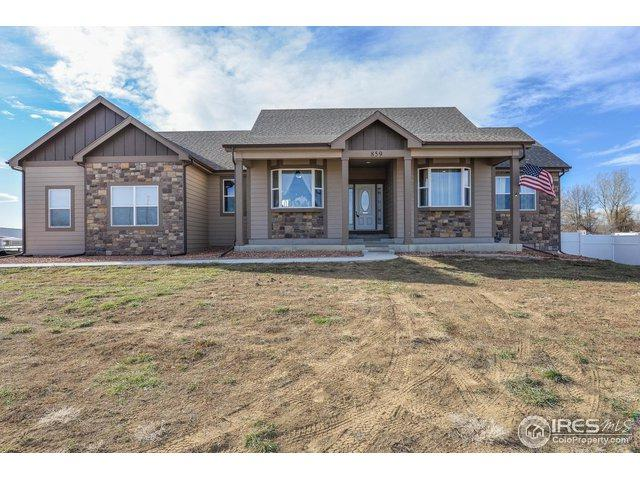 859 Schrage Way, Loveland, CO 80537 (MLS #867029) :: Hub Real Estate