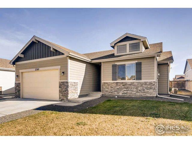 2310 73rd Ave Ct, Greeley, CO 80634 (#867030) :: The Griffith Home Team