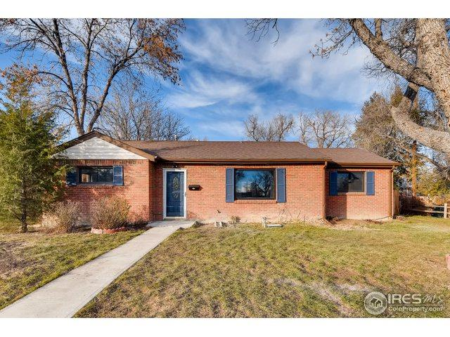 1391 E 90th Ave, Thornton, CO 80229 (#867049) :: James Crocker Team