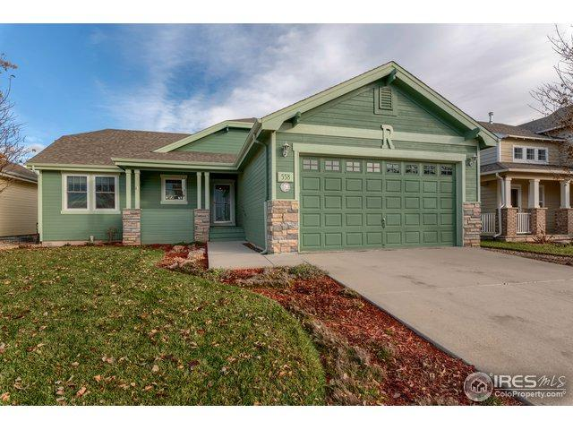 558 Magpie Dr, Loveland, CO 80537 (MLS #867062) :: Hub Real Estate