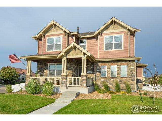 336 Canadian Crossing Dr, Longmont, CO 80504 (MLS #867075) :: 8z Real Estate