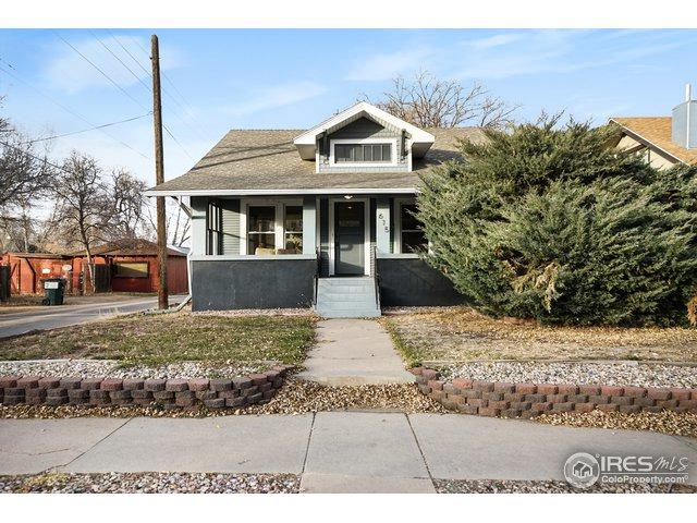 615 18th St, Greeley, CO 80631 (#867082) :: The Peak Properties Group