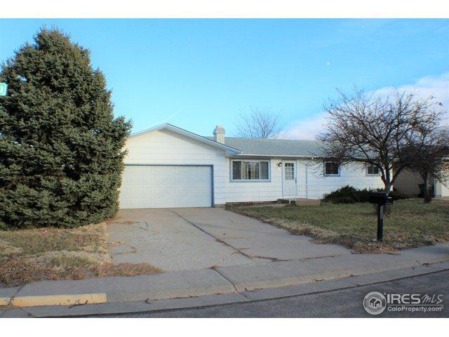 1420 Evans St, Sterling, CO 80751 (#867118) :: The Peak Properties Group