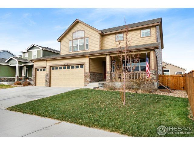 1788 Valley Brook Ln, Severance, CO 80550 (MLS #867125) :: Kittle Real Estate