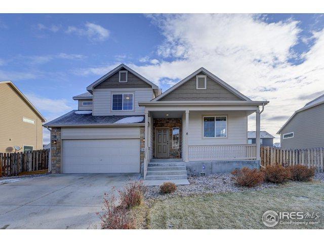 7324 Ocean Ridge St, Wellington, CO 80549 (MLS #867140) :: Kittle Real Estate