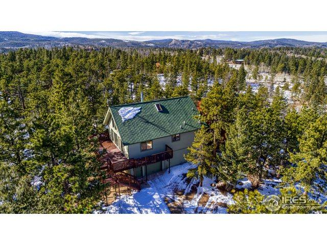 296 Socorro Cir, Red Feather Lakes, CO 80545 (MLS #867149) :: Kittle Real Estate