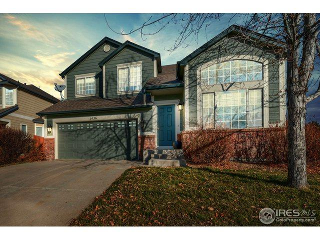 1436 Chukar Dr, Longmont, CO 80504 (MLS #867158) :: Tracy's Team