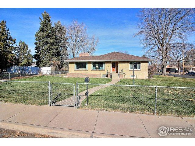 1701 15th St, Greeley, CO 80631 (MLS #867165) :: Kittle Real Estate