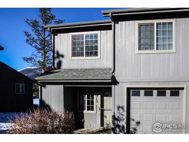 515 Saint Vrain Ln, Estes Park, CO 80517 (MLS #867184) :: Tracy's Team