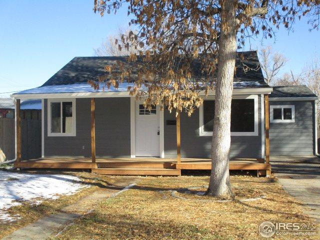 2210 6th Ave, Greeley, CO 80631 (MLS #867187) :: Kittle Real Estate