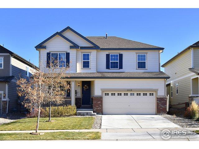 1112 103rd Ave, Greeley, CO 80634 (MLS #867195) :: Kittle Real Estate