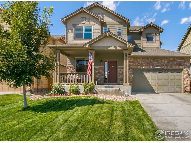 839 Campfire Dr, Fort Collins, CO 80524 (MLS #867216) :: Kittle Real Estate