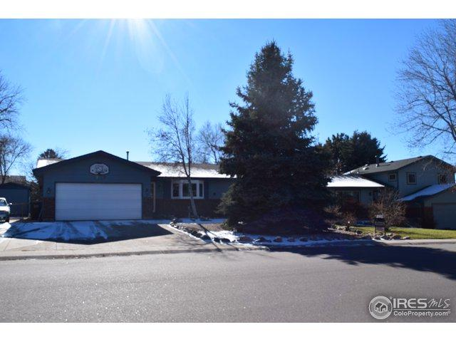 2738 23rd St, Greeley, CO 80634 (MLS #867220) :: Kittle Real Estate