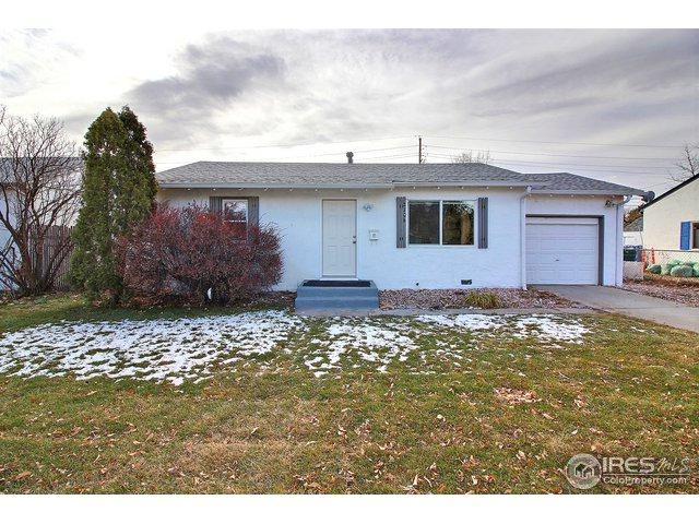 2106 8th St, Greeley, CO 80631 (MLS #867221) :: Kittle Real Estate
