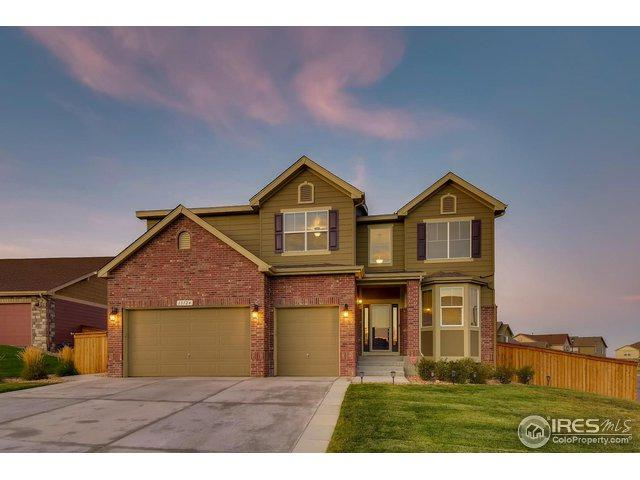 13724 Ulster St, Thornton, CO 80602 (MLS #867224) :: 8z Real Estate