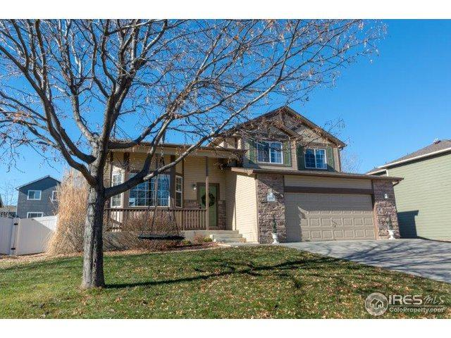 401 Seventh St, Mead, CO 80542 (MLS #867269) :: Kittle Real Estate