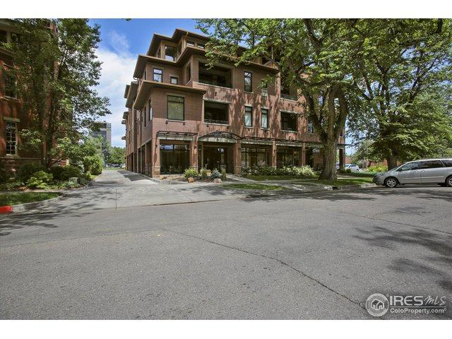 210 W Magnolia St #410, Fort Collins, CO 80521 (MLS #867285) :: Sarah Tyler Homes