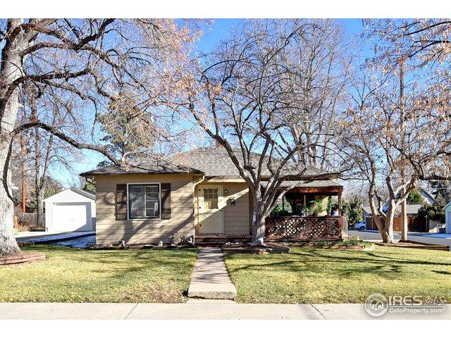 1104 Grant Ave, Loveland, CO 80537 (MLS #867293) :: The Daniels Group at Remax Alliance