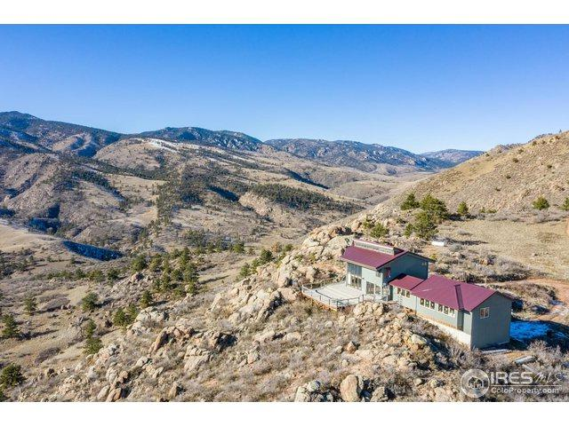 947 Silver Sage Ln, Lyons, CO 80540 (MLS #867314) :: JROC Properties