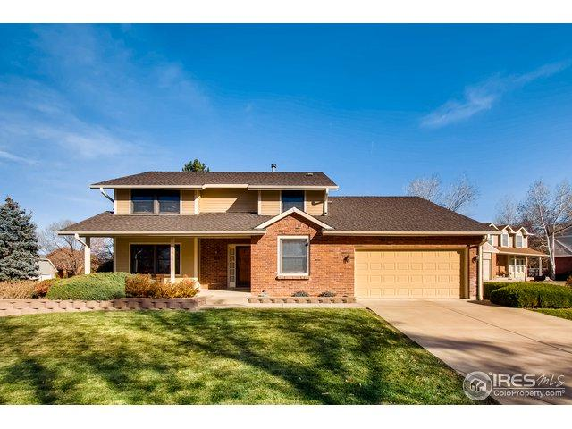 1640 W 113th Ave, Westminster, CO 80234 (MLS #867335) :: The Lamperes Team