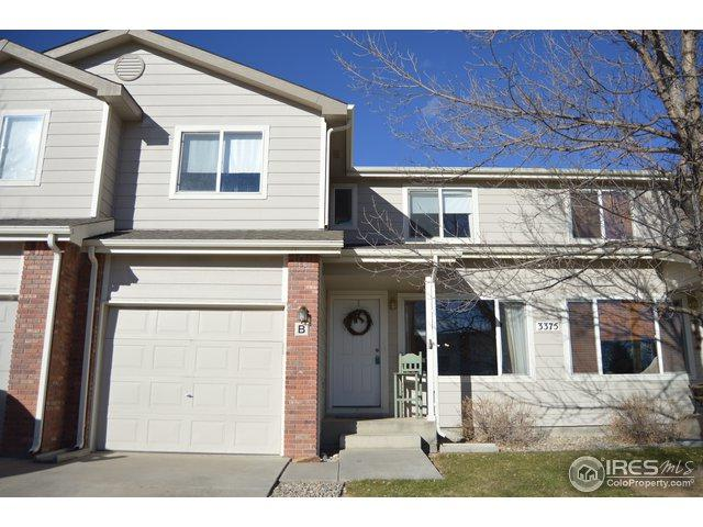 3375 Saratoga St #B, Wellington, CO 80549 (MLS #867341) :: Tracy's Team