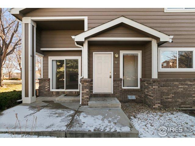 1601 Great Western Dr A6, Longmont, CO 80501 (MLS #867374) :: Hub Real Estate