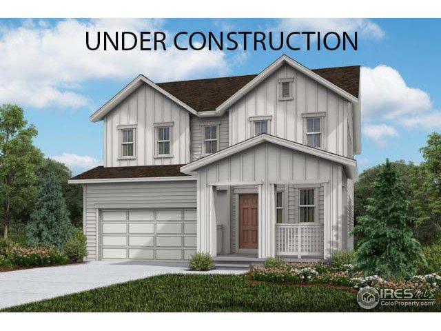 4549 N Bend Way, Firestone, CO 80504 (MLS #867434) :: Kittle Real Estate