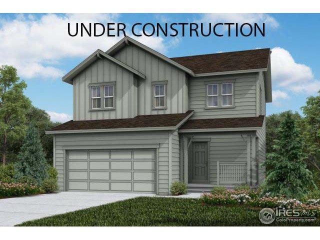 4559 N Bend Way, Firestone, CO 80504 (MLS #867438) :: Kittle Real Estate