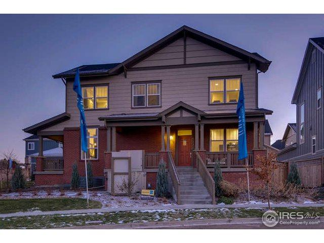 5332 W 97th Pl, Westminster, CO 80020 (MLS #867443) :: The Lamperes Team