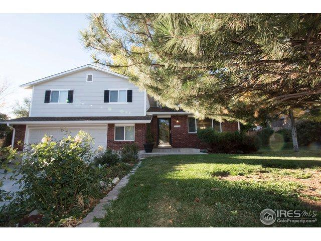 11926 W 107th Ave, Westminster, CO 80021 (MLS #867445) :: The Lamperes Team