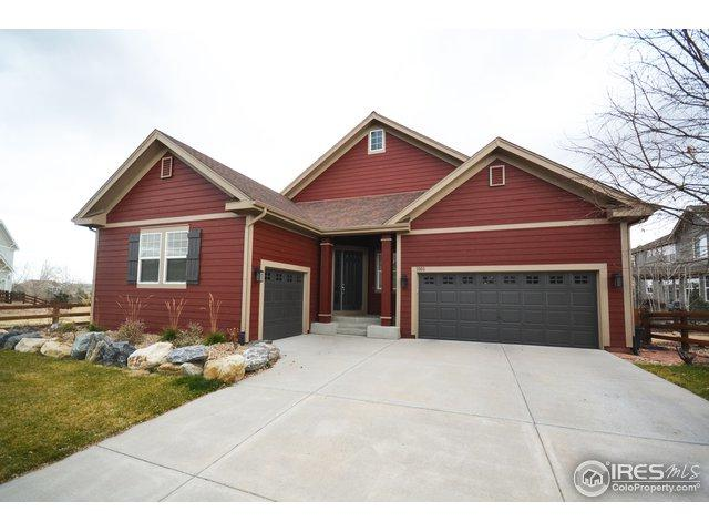 1101 Lasnik St, Erie, CO 80516 (#867457) :: The Griffith Home Team