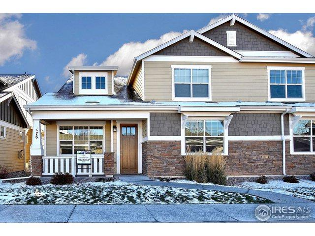 4751 Pleasant Oak Dr C76, Fort Collins, CO 80525 (MLS #867459) :: The Daniels Group at Remax Alliance