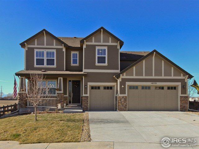 16535 Sanford St, Mead, CO 80542 (MLS #867544) :: Kittle Real Estate