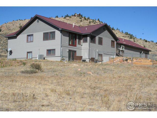 144 Mount Simon Dr, Livermore, CO 80536 (MLS #867572) :: Kittle Real Estate
