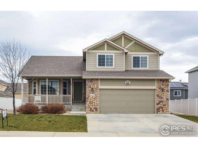 2525 Peppercorn Dr, Mead, CO 80542 (MLS #867574) :: Kittle Real Estate